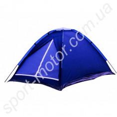 Палатка 5-ти местная WEEKEND 2,4 х 2,4 м