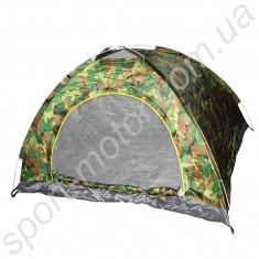 Палатка самораскладывающаяся 2-х местная Woodland