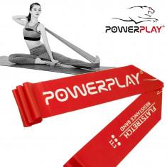 Лента эластичная PowerPlay 4112 Heavy 2 метра, нагрузка 11 кг