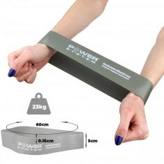 Эспандер-петля POWER SYSTEM PS-4063 FLEX LOOP GREY (23 кг)