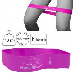 Фитнес резинка PowerPlay 4140 Level 2 (нагрузка 10 кг)