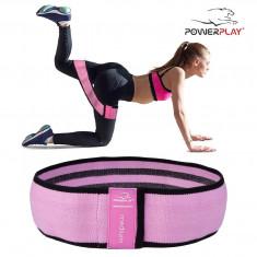 Резинка для фитнеса тканевая PowerPlay 76 см