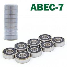 Набор подшипников для роликов и скейтбордов Abec-7