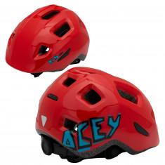 Детский шлем KLS ACEY красный