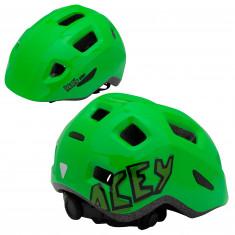 Детский шлем KLS ACEY зеленый