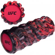 РОЛЛЕР МАССАЖНЫЙ UFC 33 см FITNESS ROLLER