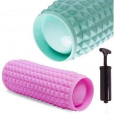 Grid Roller надувной массажный роллер 33 х 10 см