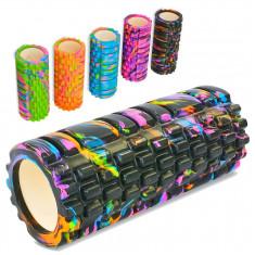 Роллер массажный Grid Roller длина 33 см