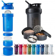 Шейкер BlenderBottle ProStak 650 ml с 2-мя контейнерами (original)