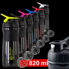 Шейкер BlenderBottle SportMixer Black 820 ml (ORIGINAL)