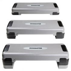 Степплатформа IronMaster 80 х 31 см Высота 10-15-20см