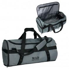 Спортивная cумка MAD M-37 серая