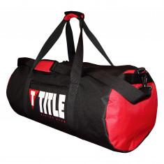 Сумка TITLE Boxing черная 55 L