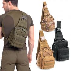 Рюкзак однолямочный тактический V-10л TY-098
