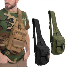 Рюкзак однолямочный тактический V-10л TY-184