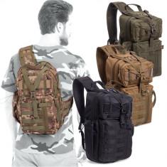 Рюкзак тактический патрульный однолямочный V-30л TY-5386