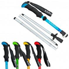 Треккинговые палки для скандинавской ходьбы RAICO (пара)