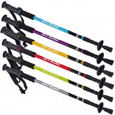 Палки для скандинавской ходьбы SKY ROAD 65-135 см (пара)