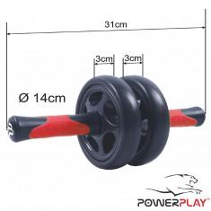 Колесо для пресса PowerPlay 4327 двойное