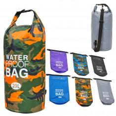 Водонепроницаемый гермомешок Waterproof Bag 20л