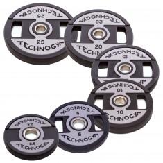 Блины полиуретановые TECHNOGYM 51 мм