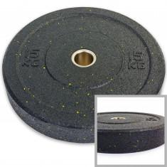 Блины бамперные Bumper Plates 15 кг