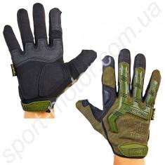 Перчатки тактические с закрытыми пальцами MECHANIX WEAR