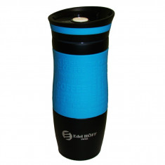 Термокружка Edel Hoff EH-5309 380 мл синяя