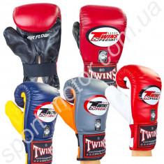 Перчатки снарядные TWINS TBGL-6F кожа