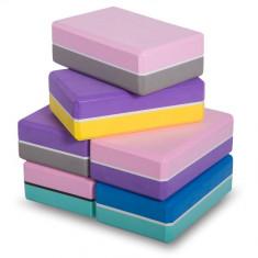 Йога-блок двухцветный 120 г