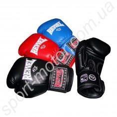 Перчатки боксерские REYVEL PRO 10oz кожзам