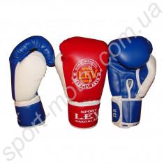 Перчатки боксерские LEV TOP 10 oz