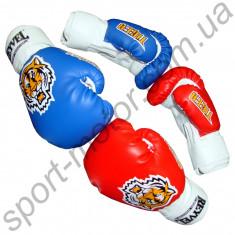 Детские боксерские перчатки Reyvel TIGER