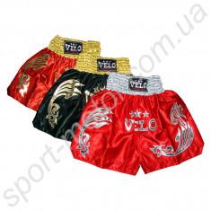 Шорты для кикбоксинга и тайского бокса VELO