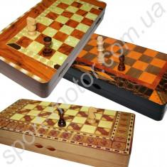 Нарды, шахматы, шашки W5008 48 х 48 см