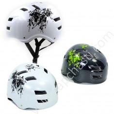 Шлем котелок для ВМХ, Skating, Freestyle