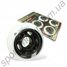 Колеса для роликов ZELART 72 х 24мм
