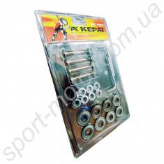 Набор подшипников и втулок для роликов KEPAI SK-0900