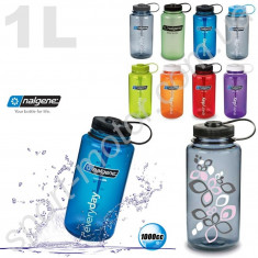Бутыллка NALGENE Wide Mouth 1 литр (розовая)