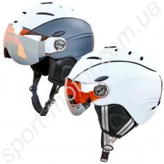 Шлем горнолыжный с визором MOON MW-6296