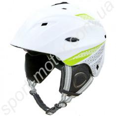 Шлем горнолыжный MS-6287 белый