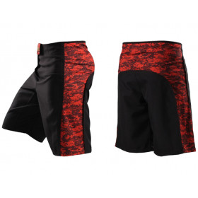 Шорты BERSERK EVOLUTION FIT red
