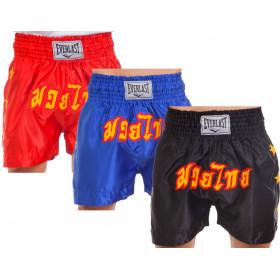 Трусы для тайского бокса и кикбоксинга 9006