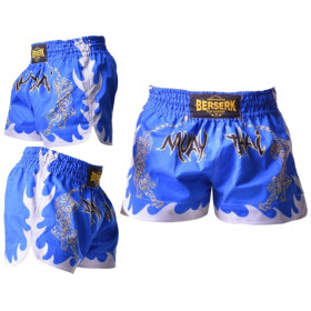 Шорты Muay Thai Fighter blue