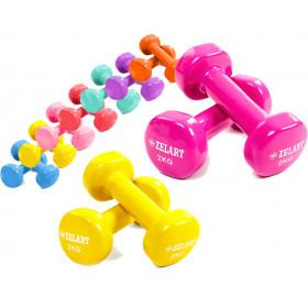 Гантели для фитнеса 2 кг (пара)