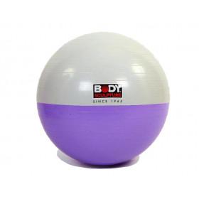 Мяч для фитнеса фитбол SOLEX двухцветный 65см