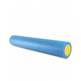 Роллер для йоги YOGA FOAM ROLLER 90см (плотный)
