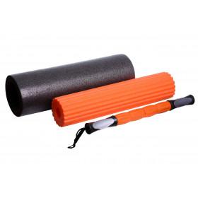 Роллер 3в1 YOGA ROLLER Power Play 4022