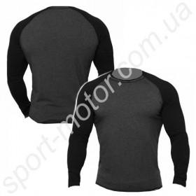Реглан Long Sleeve BERSERK grey/black