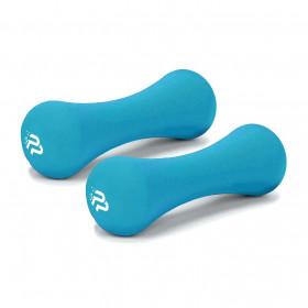 Гантели для фитнеса Neoprene 1 кг PowerPlay 4126 (пара)